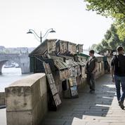 Les bouquinistes, une profession emblématique qui rêve d'Unesco