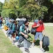 Le danger se dissipe pour les camps scouts et les colonies