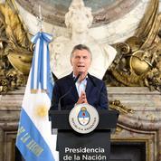 L'Argentine appelle le FMI au secours pour éviter la banqueroute