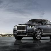 Rolls-Royce Cullinan : un SUV très précieux