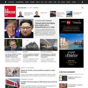 Au Québec, La Presse compte désormais sur la philanthropie