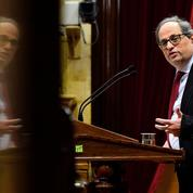 Catalogne : Quim Torra, joker de Carles Puigdemont, élu président