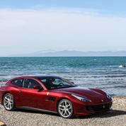 GTC4 LussoT, la Ferrari des familles