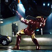 L'armure à plus de 300.000 dollars d'Iron Man volée à Los Angeles