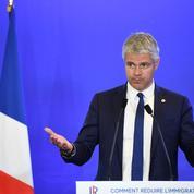 Antiterrorisme : Wauquiez demande à Macron de réunir les chefs de partis