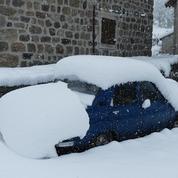 Météo : trois départements en alerte neige en plein mois de mai
