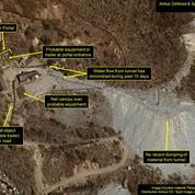 Corée du Nord : le site nucléaire déjà inutilisable ?