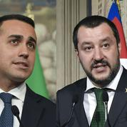 Italie : le M5S et la Ligue présentent leur accord de gouvernement au président