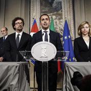 Italie : les populistes du M5S et de la Ligue peinent à constituer leur gouvernement