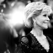 Photo du jour 7 à Cannes: Jane Fonda, une icône sur le tapis rouge