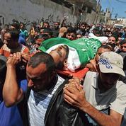 Après la tempête, Gaza enterre ses morts