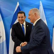 Jérusalem: le Guatemala emboîte le pas aux États-Unis