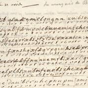 Une lettre cryptée sur la fuite de Louis XVI à Varennes mise en vente