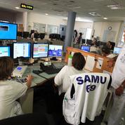 Au Samu de Lyon, le quotidien sous tension des opérateurs