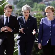Macron appelle Merkel à se mobiliser pour l'Europe