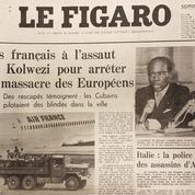 19 mai 1978 : le récit de l'assaut de Kolwezi dans Le Figaro
