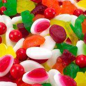 Le colorant E171 bientôt banni des bonbons