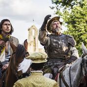 L'homme qui tua Don Quichotte : Terry Gilliam mouline dans le vide