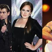 Arctic Monkeys, Adele, Freddie Mercury... Les bonnes et mauvaises notes de la semaine