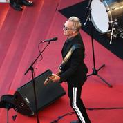 La photo du jour 13 à Cannes : la sérénade de Sting
