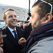 Emmanuel Macron au chevet des banlieues