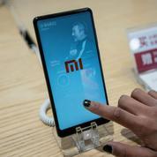Déferlante de smartphones chinois sur le marché français