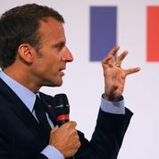 """Guillaume Tabard: «Macron et l'étrange argument des """"deux mâles blancs""""»"""