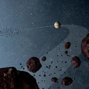Un astéroïde «clandestin» tourne à l'envers dans notre Système solaire