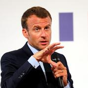 «Mâles blancs» : pourquoi les deux mots prononcés par Macron font polémique