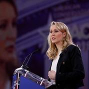Marion Maréchal désormais à son compte pour redessiner la droite
