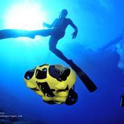Notilo Plus lève 2 millions pour un drone sous-marin