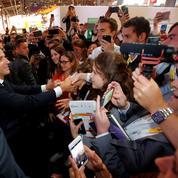 Macron met les géants de la tech devant leurs responsabilités