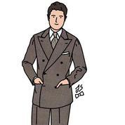 Mode homme: des épaulettes guillerettes