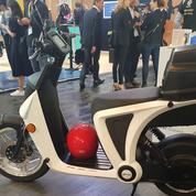 Peugeot lance un scooter électrique connecté en partenariat avec AT&T