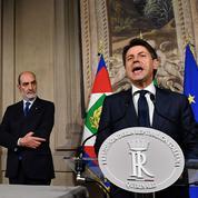 L'Italie s'enfonce dans une crise politique majeure