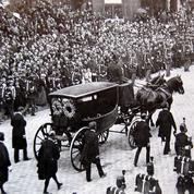 1er juin 1885 : Les funérailles de Victor Hugo et les obsèques de la gauche