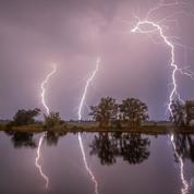 En mai, record d'impacts de foudre avec 180.000 éclairs enregistrés