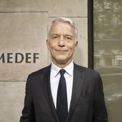 Élections au Medef: Patrick Martin promet de faire plus de place à la jeune génération