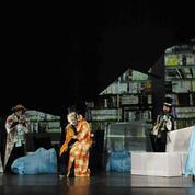 Soirée d'opéra en deux temps: Zavaro puis Bernstein