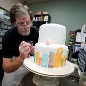 États-Unis : victoire judiciaire pour le pâtissier ayant refusé un gâteau à un couple gay