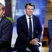 Bertrand, Estrosi, Retailleau: trois hommes, trois stratégies à droite