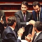 Immigration, austérité, Russie : en Italie, Conte assume la rupture