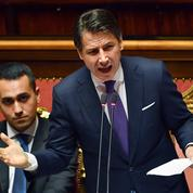 Rome joue le choc frontal avec l'Union européenne