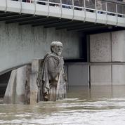 À quand la vraie crue à Paris?