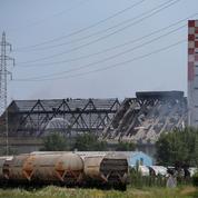 L'explosion d'un silo à grains à Strasbourg fait quatre blessés