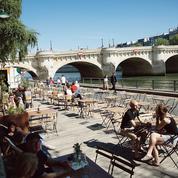 5 spots gourmands les pieds dans l'eau à Paris