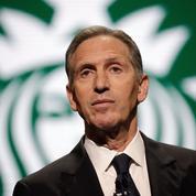 Howard Schultz(Starbucks), Nicolas Henin (Transavia), Patrick Pouyanné (Total)