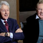 Bill Clinton se met au polar, la critique broie du noir