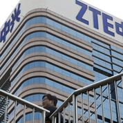 Washington lève les sanctions contre le groupe chinois ZTE