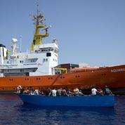Les 629 migrants de l'Aquarius toujours sans destination